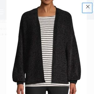 NWT Time and Tru Chenille Cardigan